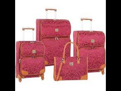 Diane Von Furstenberg Luggage - YouTube