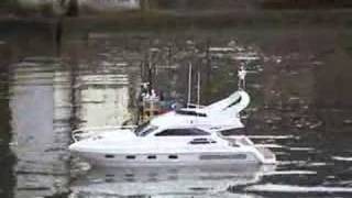 Awesome RC Tugboat