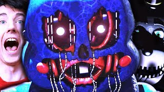 SOMEONE IS INSIDE THE SUIT... || FNAF Project Readjusted 2