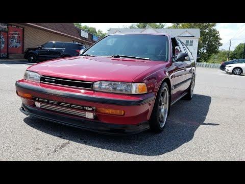 1992 Honda accord wagon ex update. Beast mood part2