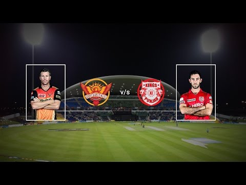 IPL T20: Kings XI Punjab vs Sunrisers Hyderabad preview on Cric Gully
