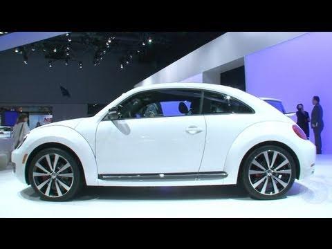 2012 Volkswagen Beetle  2011 New York Auto Show  YouTube