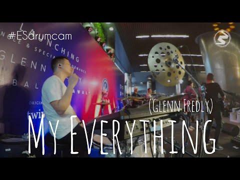 Echa Soemantri - My Everything (Glenn Fredly) #ESdrumcam