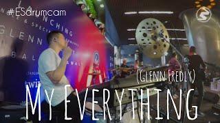 Download Echa Soemantri - My Everything (Glenn Fredly) #ESdrumcam