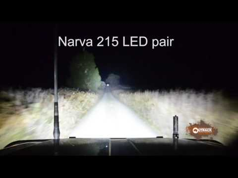 Narva 215 LED pair   June 2017