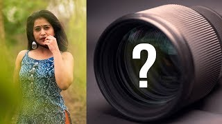 Best Lens for Portrait Photography!