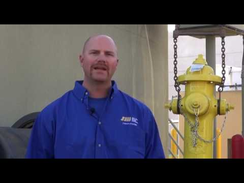 Steve Alberg, Water Distribution Crew Leader With San Jose Water Company