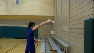 Badminton Pronation Technique - How to Smash and Clear by Jimmy Lin