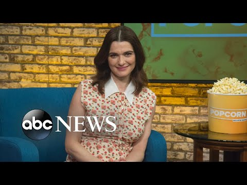 Rachel Weisz talks forbidden love and her new film 'Disobedience'