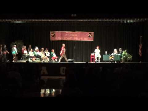 Holden High School 25th Annual Spelling Bee Sunday Matinee