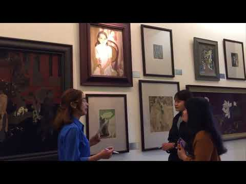 FRESCOArtConversationV4 - Comments on art at the Museum of Fine Arts