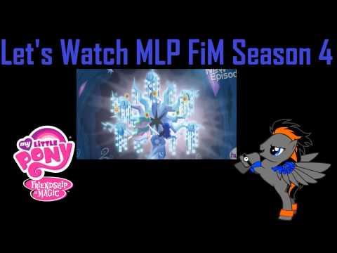 Let's Watch: MLP FiM Season 4 Episode 1 & 2: Princess Twilight Sparkle