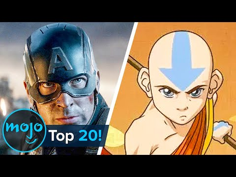 Top 20 Most Heroic Characters of All Time