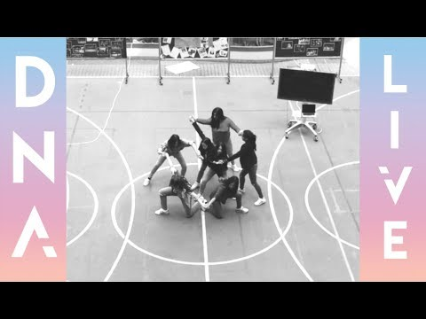 [PARALLAX] 171611 BTS (방탄소년단) - DNA Cover Live Performance