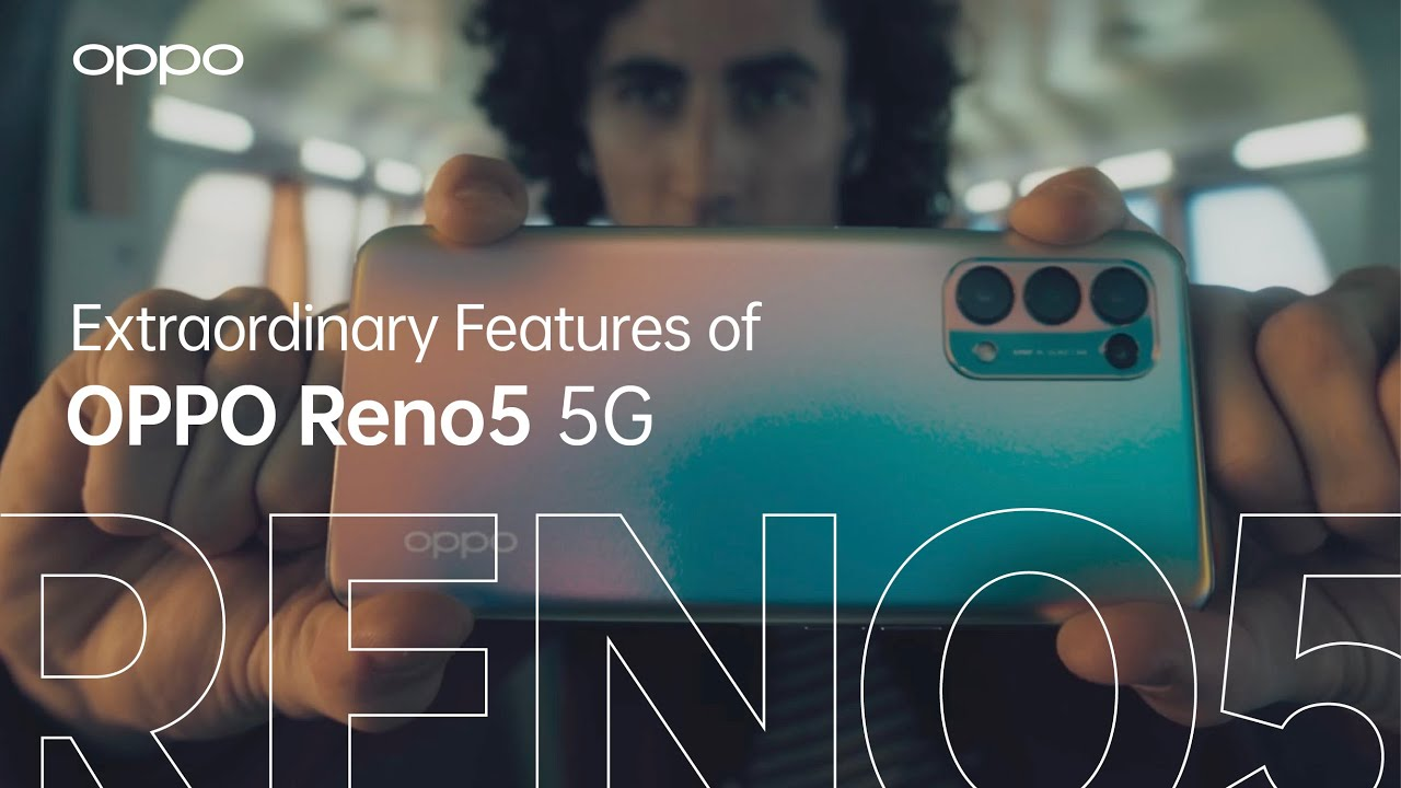 OPPO Reno5 5G    Product Video