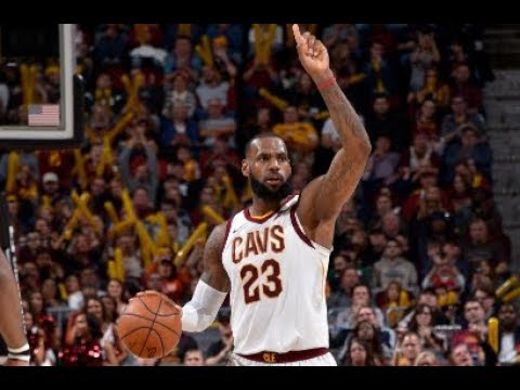 Best Plays From LeBron's 3 Straight Triple Doubles