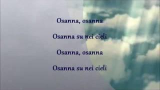 Osanna - Hosanna degli Hillsong in italiano (Italian version)