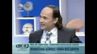 Prof.Dr. Omer Kuru, Doktorum'da 'Romatoid Artrit' nedir anlatıyor.4.kısım - [tvarsivi.com]