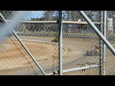 wingless sprints practice latrobe speedway 12/10/19