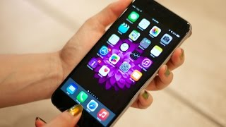 How to take a screenshot with iPhone 6s and iPhone 6s Plus