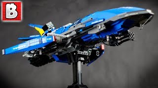 a very sci fi episode lego space drones halo vtols top 10 mocs of the week