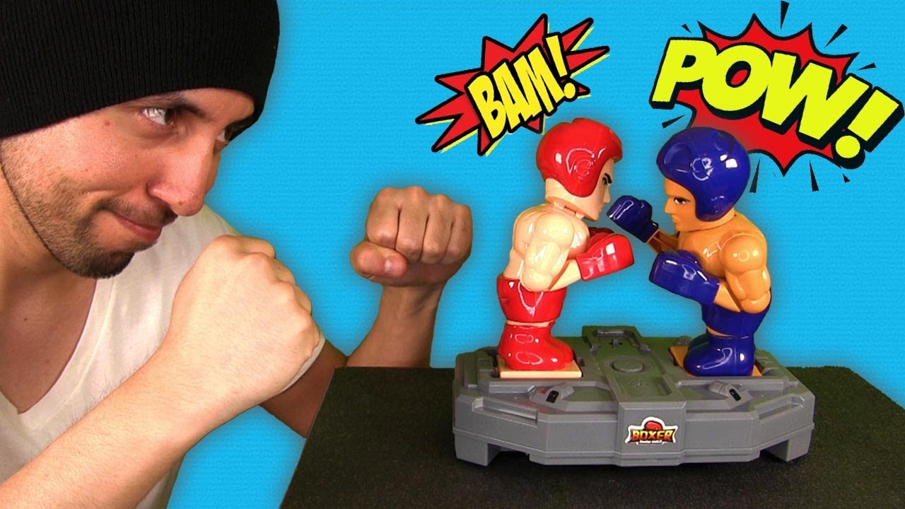 Robots Boxeadores para pelear con tus amigos!!!