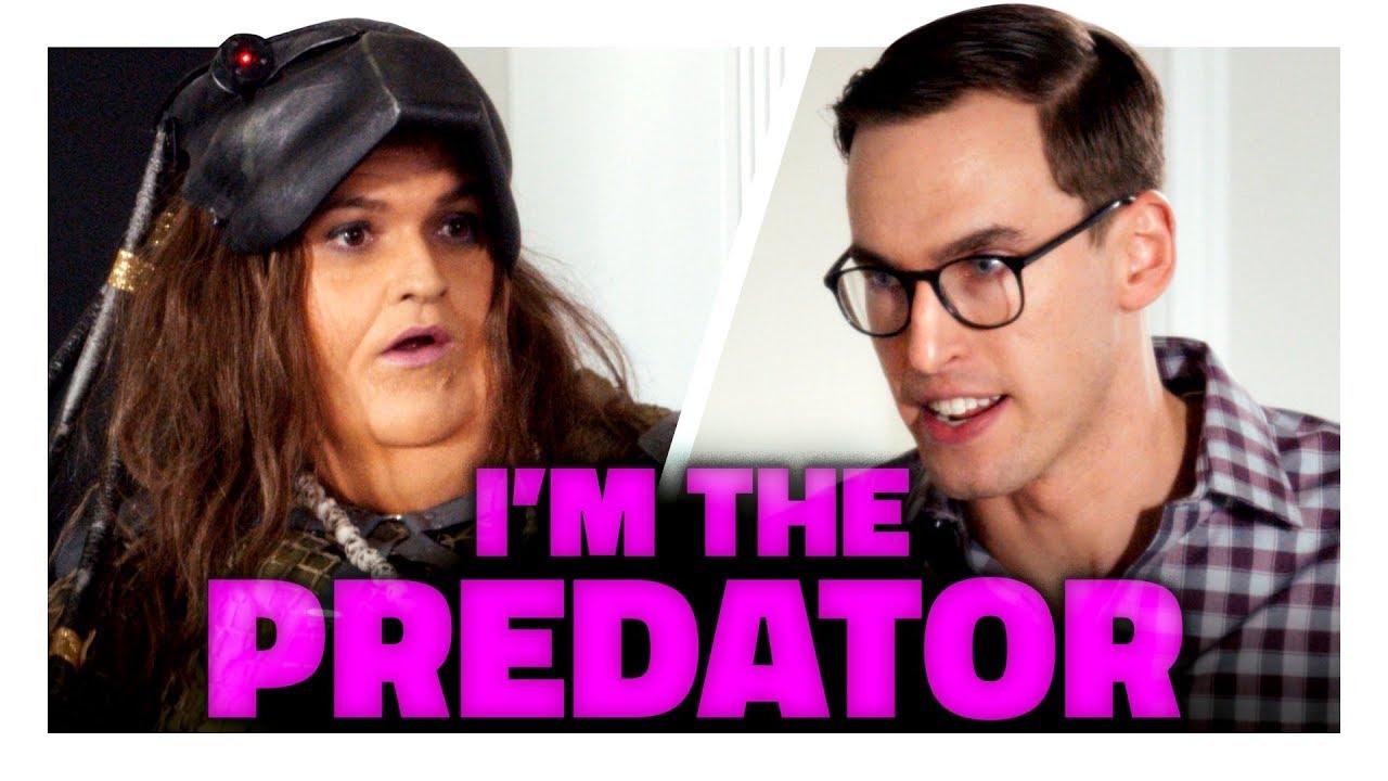 To Debate a Predator