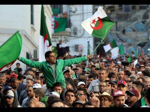 الجزائر: مظاهرات حاشدة رافضة للانتخابات الرئاسية قبل ساعات من التصويت  - نشر قبل 34 دقيقة