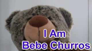 HAPPY NEW YEAR 2014 inrtoducing Bebe Churros