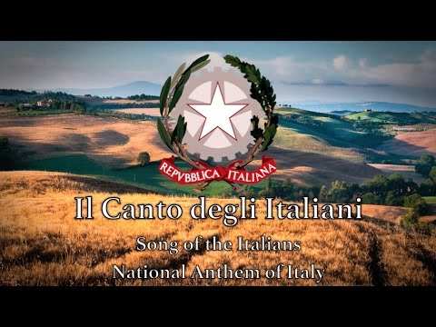 National Anthem: Italy - Il Canto degli Italiani [NEW VERSION]