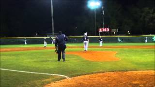 Aidan Whitfield Out of The Park Home Run 4-7-14