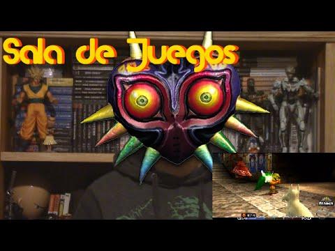 SALA DE JUEGOS - TLOZ: Majora's Mask (3DS) - Review en Español