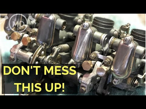 Motorcycle Carburetor Cleaning: #1 Most Commonly Missed Part