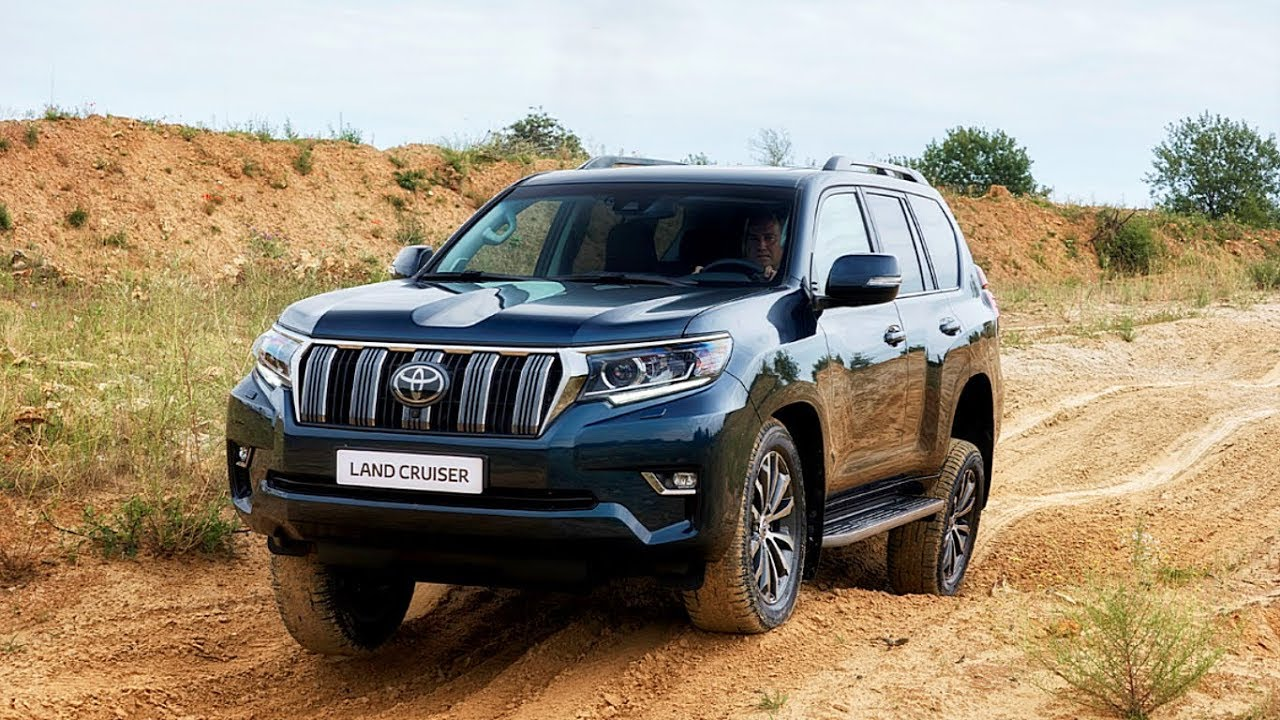 Price and Review Toyota Land Cruiser Prado 2021