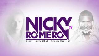 Usher - More (Nicky Romero Bootleg)