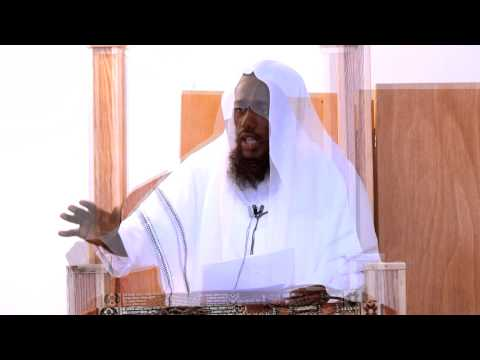 Arabic Language 7/18/2014 Friday Khutbah Masjid Abubakr Seattle, WA SH.ABDIRISAQ GONI