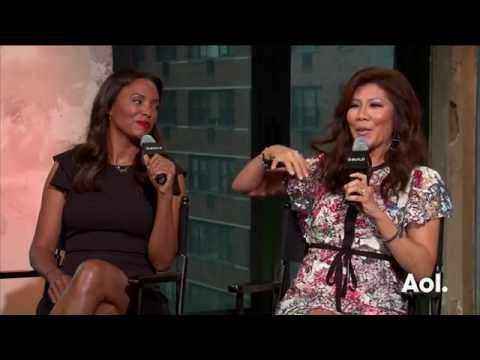 "Aisha Tyler and Julie Chen On Season 7 Of ""The Talk"" 