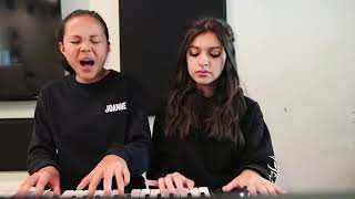 top 5 hit songs mashup cover arranged by breanna yde and bryana salaz