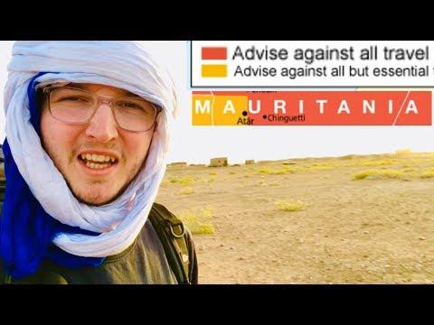 Life in the Sahara: Atar & Choum (Mauritania)