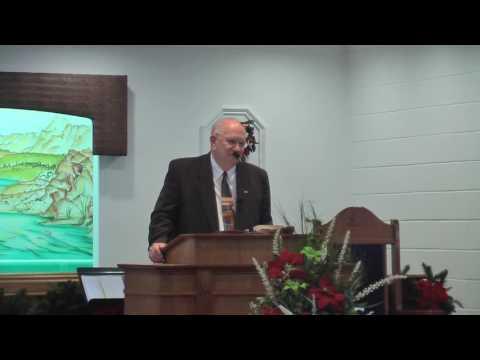 Pastor Wingard 12 4 16 AM Service at Community Baptist Church, Ayden, NC