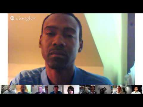 Google Hangout with Doug Glanville