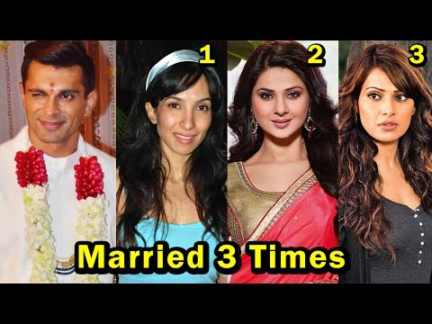 Thumbnail: 9 Bollywood Celebs Who Got Married 3 Times Or More | 2017