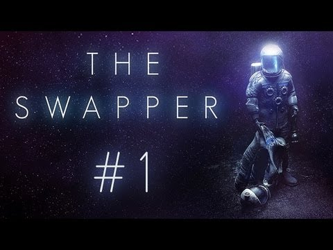 The Swapper Gameplay #1 - Let's Play The Swapper German