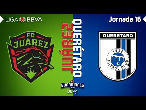 Juarez G.B. Queretaro Goals And Highlights