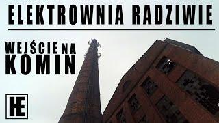 Komin Elektrownia Radziwie