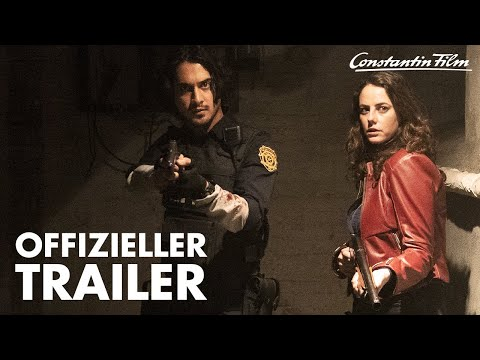 RESIDENT EVIL: WELCOME TO RACCOON CITY - Offizieller Trailer