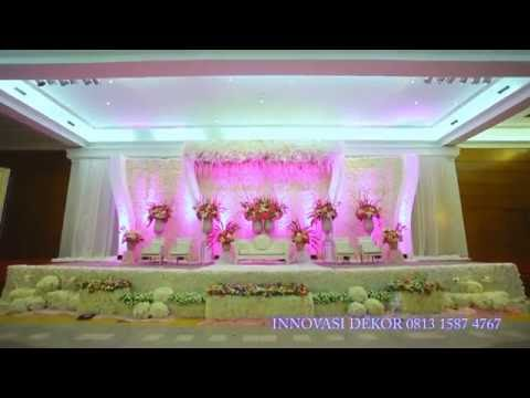 INNOVASI DEKOR WEDDING VENUE BEA CUKAI BY PASS JAKARTA TIMUR
