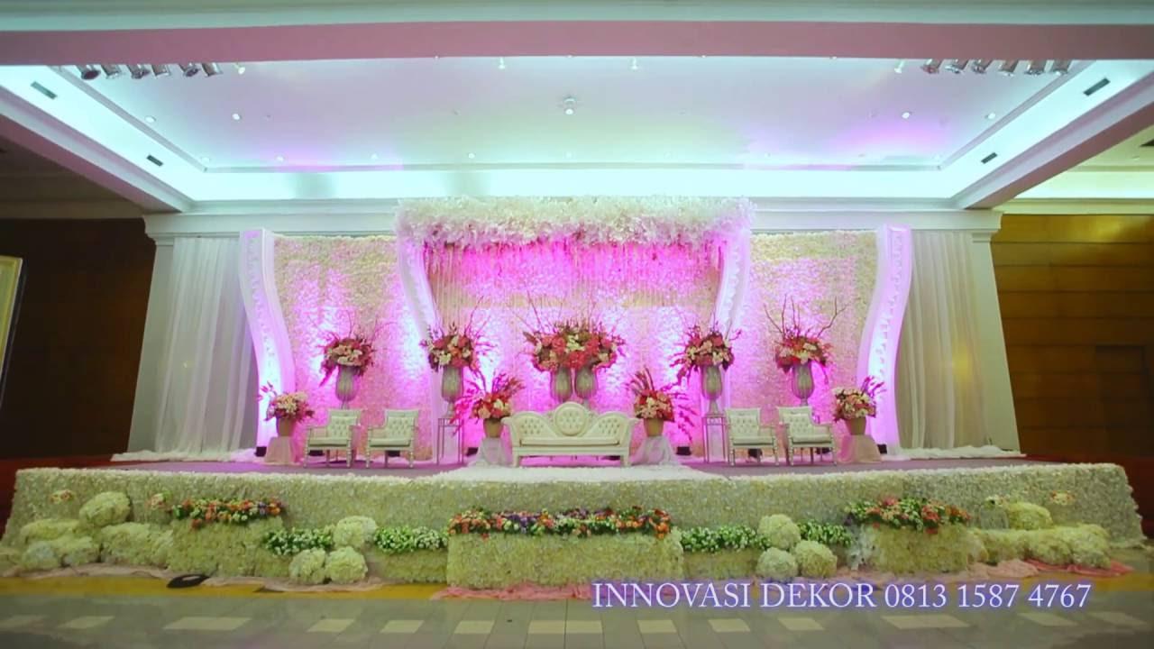 Innovasi dekor wedding venue bea cukai by pass jakarta timur youtube innovasi dekor wedding venue bea cukai by pass jakarta timur junglespirit Choice Image