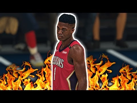 Taking Over the League - NBA 2K19 Zion Williamson My Career Ep. 20