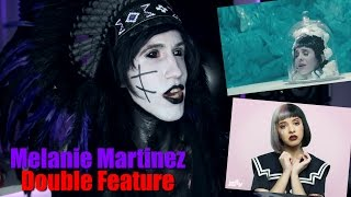 Goth Reacts to Tag, you're it/Milk and Cookies Double Feature (Melanie Martinez)